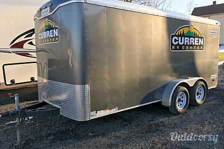 02015 Haulmark 7x16 7k Cargo Trailer  Pine City, NY