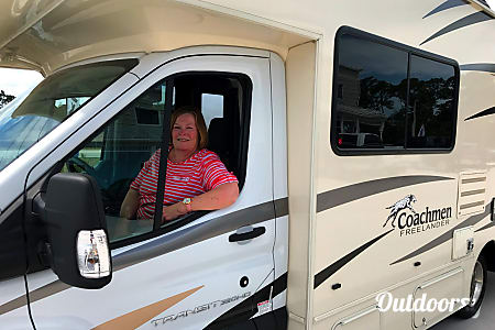 2017 Coachmen Freelander 20CBT  Palm Bay, FL