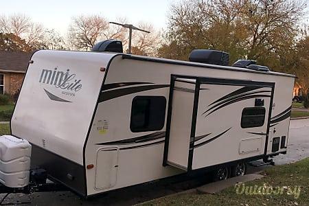 2015 Forest River Mini-Lite  Houston, TX