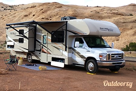 2017 Thor Motor Coach Freedom Elite 30FE Bunkhouse  South Jordan, UT