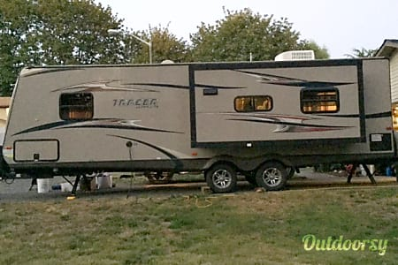2013 Prime Time Tracer  Covington, WA