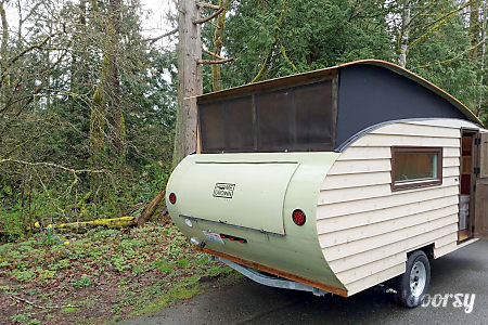 "Homegrown Trailers: ""Kingfisher""  Kirkland, WA"