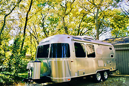 02017 Airstream Flying Cloud  Dallas, TX