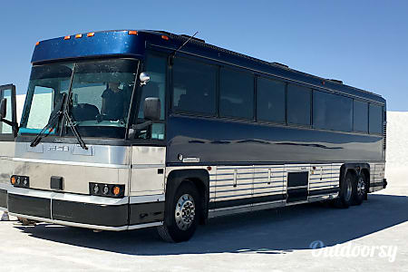 0MCI Motorcoach (includes driver)  Cypress, TX