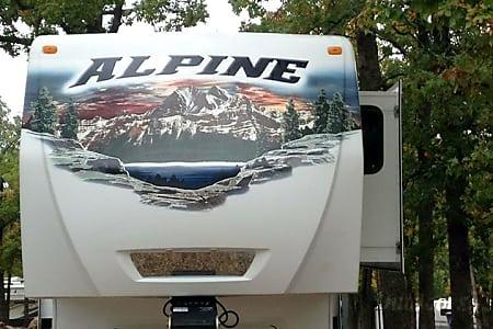 2011 Keystone Alpine  Springfield, MO