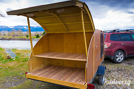 2016 Custom Teardrop Camper  Livingston, MT