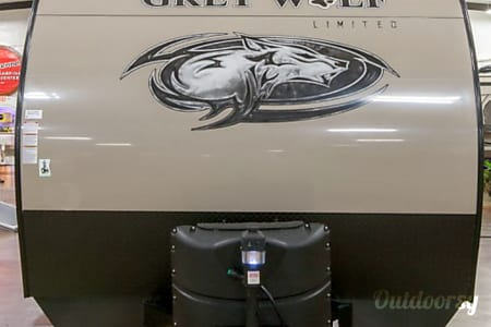 2017 Forest River Cherokee Grey Wolf  Knoxville, TN
