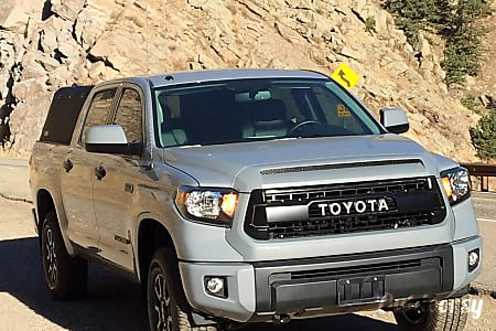 2017 Toyota Tundra TRD PRO  Golden, CO