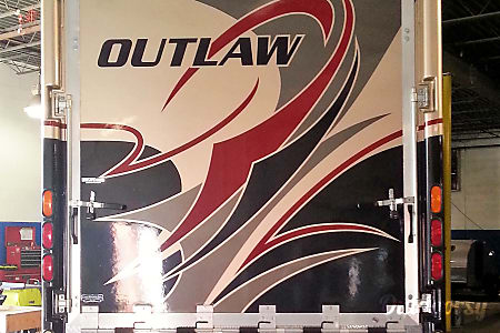 2015 Thor Motor Coach Outlaw  Concord, NC