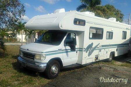 1996 Fleetwood Tioga Montara  Boynton Beach, FL