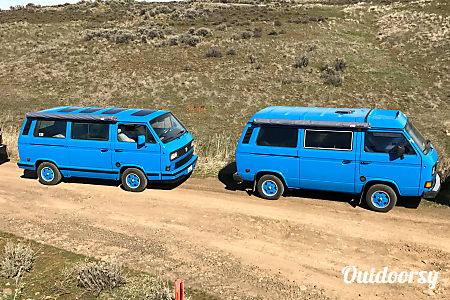 "01988 Volkswagen Vanagon Carat  ""Stargazer""  Renton, WA"