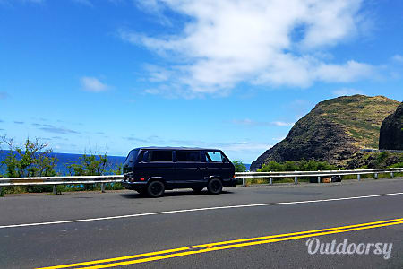 Kailua Beach Wagon  Kailua, HI