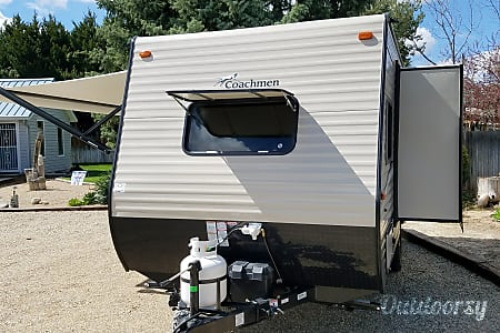 2017 Clipper Ultra-Lite 17BHS (Bunkhouse & Slide Out) Travel Trailer  Eagle, ID
