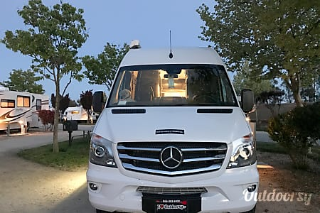 "0""Coach"" 2017 Mercedes Coachmen Galleria 24 feet  Mill Valley, CA"