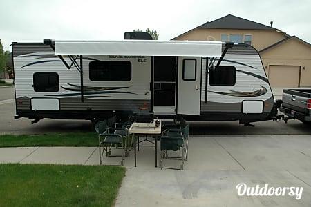 02015 Heartland TrailRunner SLE25  Meridian, ID