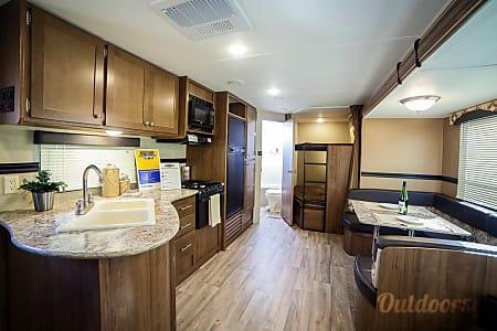 2017 Dutchmen Aspen Trail 2810BHSW  Meridian, ID