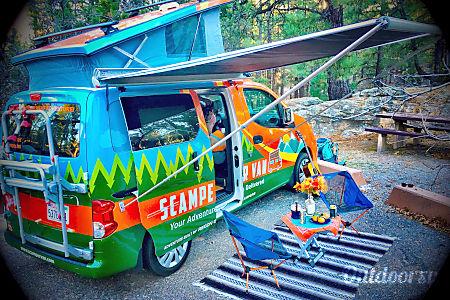 0Scamper Van/Camper Van  Atlanta, GA