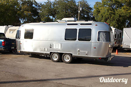 The 2015 Airstream  Gibsonton, FL