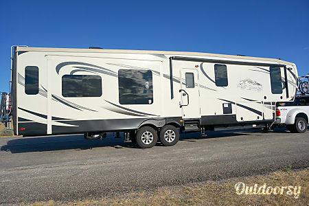 2015 Heartland Big Country 3596RE  Buda, TX