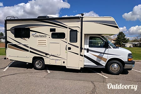 02018 Coachmen Freelander 21QB  Centennial, CO