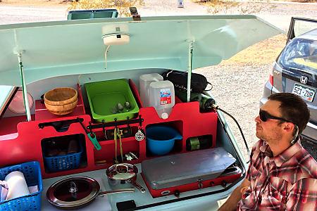 02015 Teardrop Camper  Jackson, WY