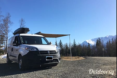 02016 Ram Promaster City  Anchorage, AK