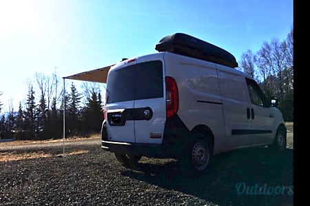 2016 Ram Promaster City  Anchorage, AK