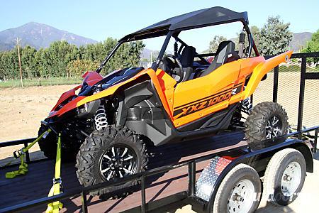 2016 Yamaha YXZ1000R  Rancho Santa Margarita, CA