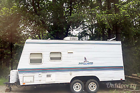 0Fleetwood Mallard 19ft Trailer  Grass Valley, CA