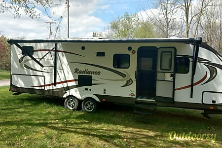 0Radiance Bunkhouse Camper - 21TTK  Muskegon, MI