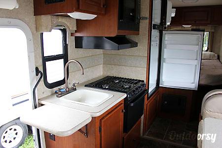 2011 Thor Motor Coach Freedom Elite  Lacey, WA