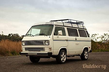 01984 Volkswagen Westfalia  Oceanside, CA