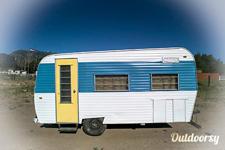 01966 Ideal travel trailer  Reno, NV