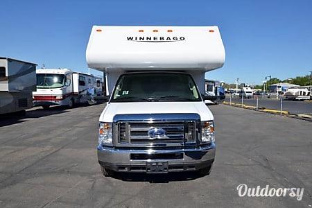 2014 Winnebago Minnie Winnie  El Cajon, CA