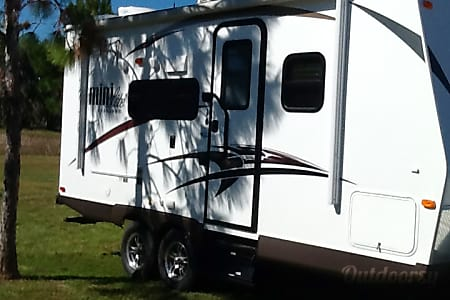 2014 Forest River Rockwood Mini Lite  Hernando, FL