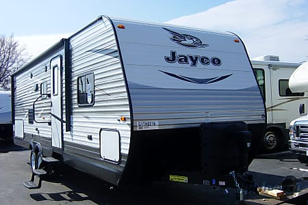 02016 Jayco Jay Flight 27BHS  Beaumont, CA