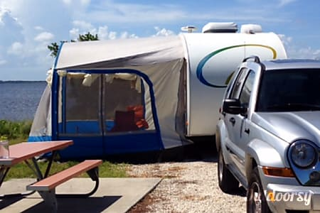 The Ultimate Vacation Machine that can be towed by Virtually ANYTHING!!!  Fort Belvoir, VA