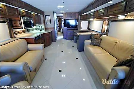 2014 Forest River Berkshire 390BH  Portland, OR