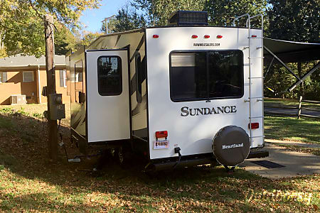 2017 Heartland Sundance  Spring Hill, FL