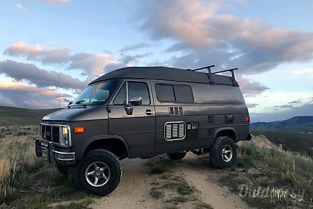 0Rhino Rally Van  Salmon, ID