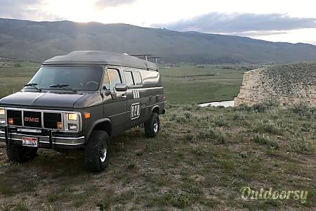 Rhino Rally Van  Salmon, ID