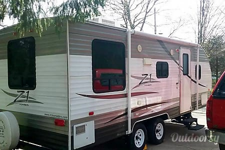 25' Crossroads Z-1, Sleep up to 6  Addison, MI