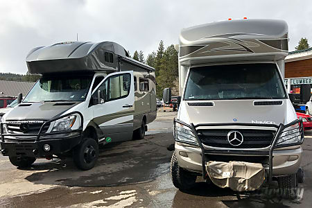 02016 Itasca Navion  Truckee, CA