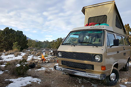1985 Volkswagen Westfalia (manual)  Las Vegas, NV