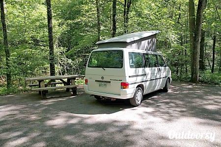 """""""Easy"""" 1993 Volkswagen Westfalia Weekender Camper Van  Cleveland, TN"""