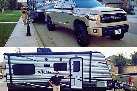 2016 Heartland Pioneer  Lubbock, TX
