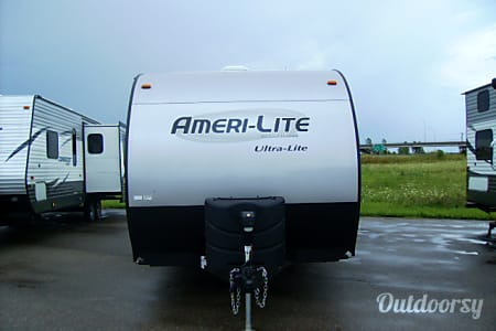 0Gulf Stream Ameri-Lite 238RK  Nevada, IA