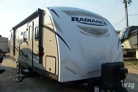 02016 Cruiser Rv Corp Radiance  Biloxi, MS