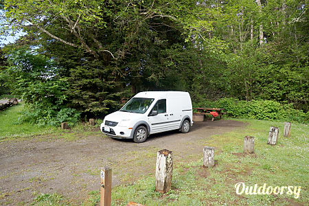 0Cascade Campers - 2011 Ford Transit Connect Camper  Tukwila, WA