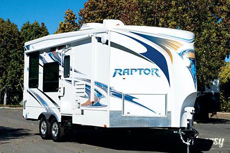 02011 Keystone Raptor FB 21 #400  Austin, TX